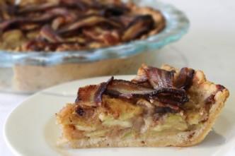Bacon Weave Apple Pie